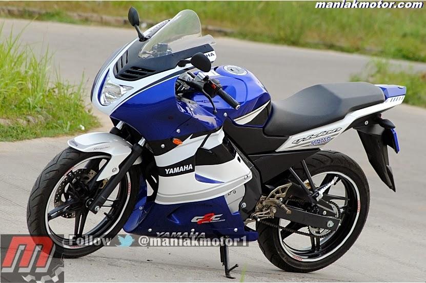 20+ Gambar Modifikasi Yamaha New Vixion Terbaru 2014 Super Keren