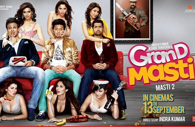 Grand Masti (2013) Hindi Movie Watch Online Free
