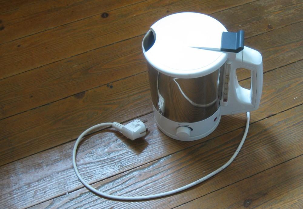 Barbaras Spielwiese: Mein Wasserkocher
