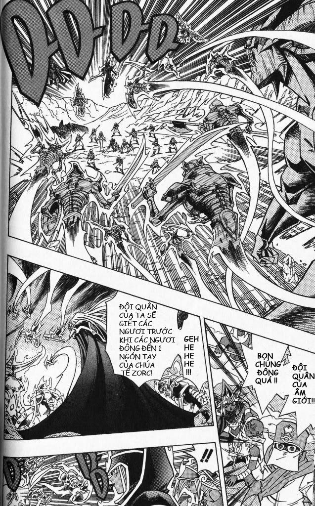 YuGi Oh – Vua Trò Chơi chap 329 Trang 13