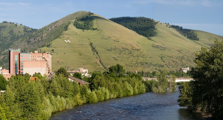 MISSOULA - THE BEST PLACE!