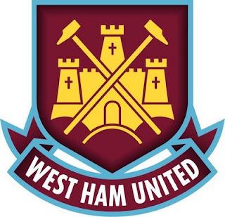 Kumpulan Logo Club Liga Primer Inggris Terbaru - West Ham United