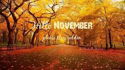 It's November !!!