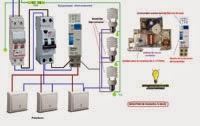 Temporizador electromecanico 3y4hilos