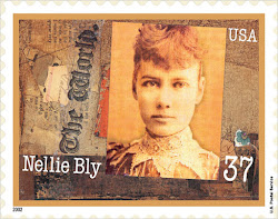 2002 Nellie Honored with Postage Stamp