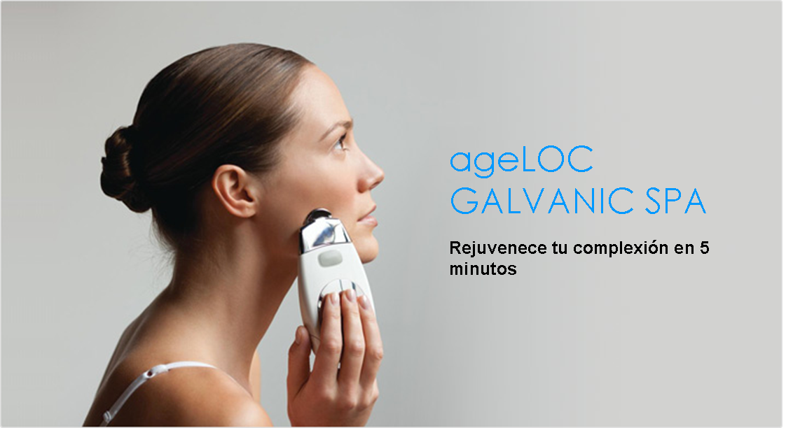 Body Galvanic At Home Spa