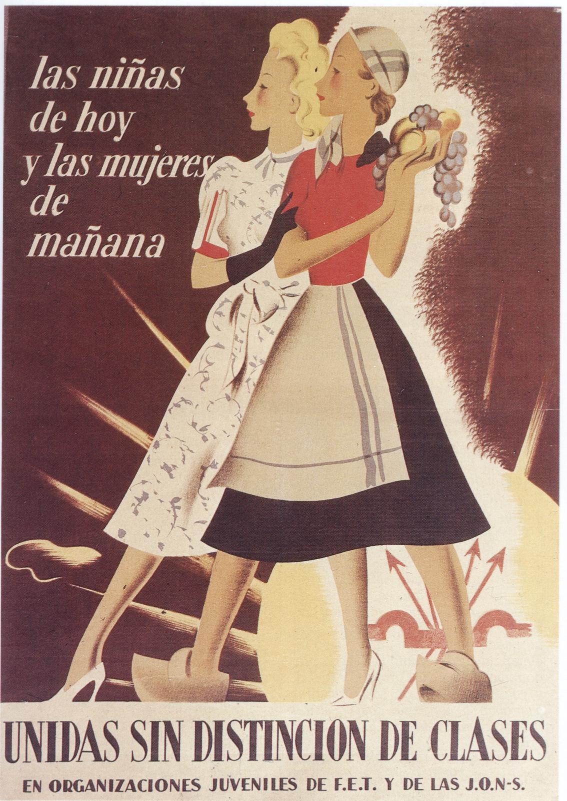 Diegoblogspot: Las mujeres de Franco