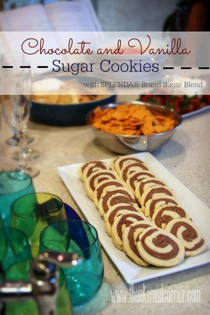 pinwheel sugar cookies