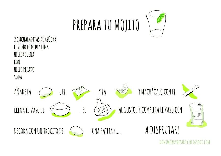 Mojito - Service a mojito ...