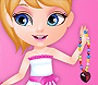 Baby Barbie Beads Necklace