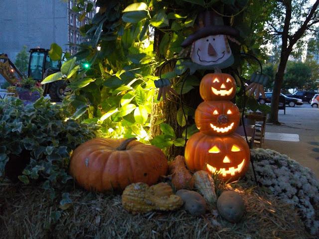 Halloween en Brooklyn - Nueva York (foto: Otro día Perfecto)