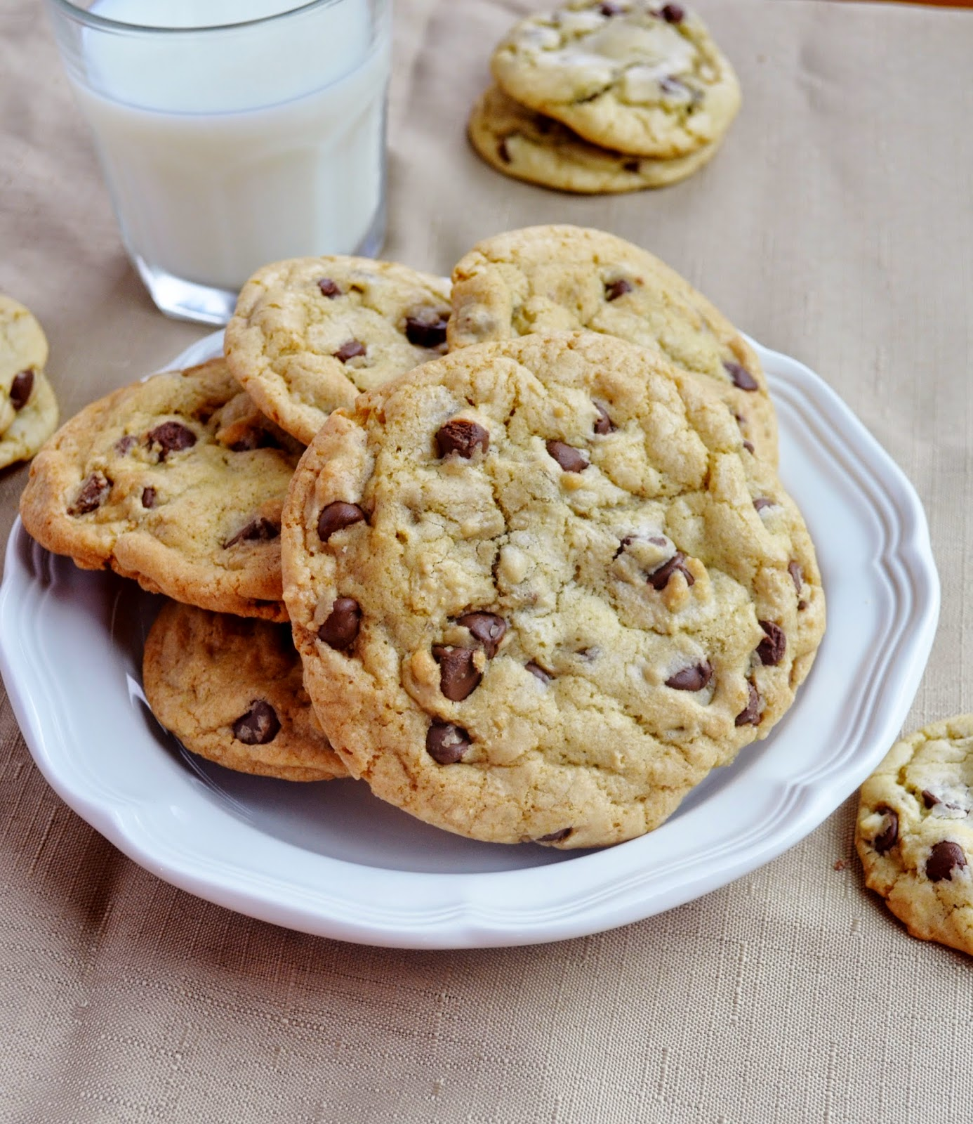 Our Beautiful Mess The Best Chewy Chocolate Chip Cookies