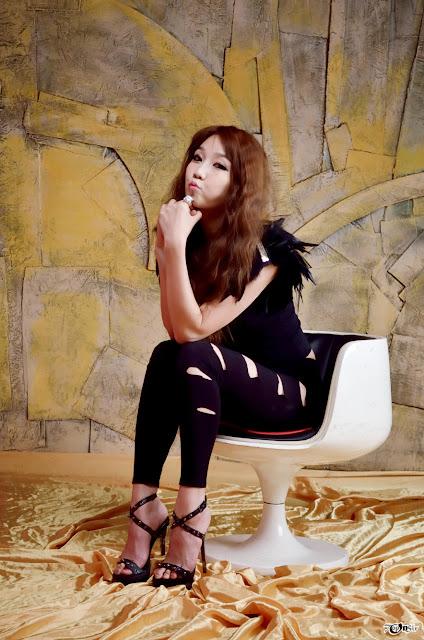 Go Jung Ah Images