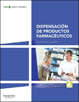 Dispensación de Productos Farmacéuticos. Disponible en Libreria Cilsa de Alicante.