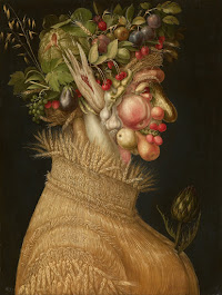 Summer, Giuseppe Archimboldo (1572)