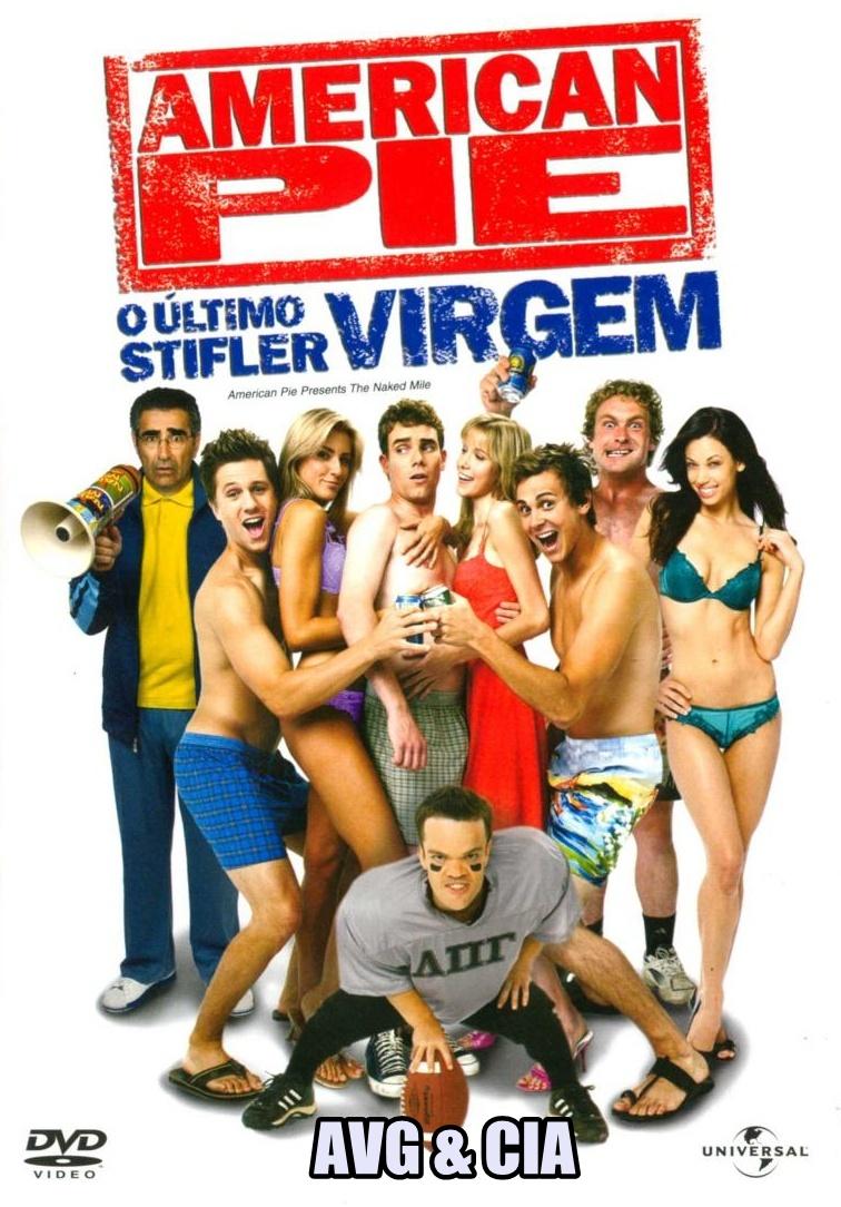 American Pie 5: O Último Stifler Virgem – Dublado (2006)