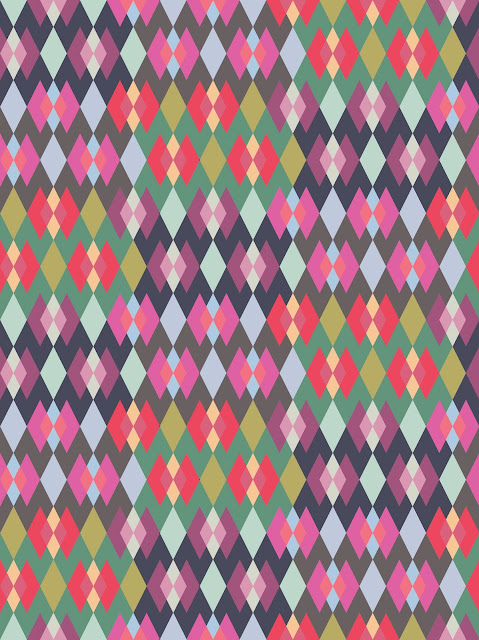 geometric color pattern textile upholstery