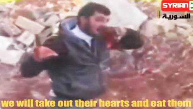 Infidel Bloggers Alliance: (WARNING GRAPHIC IMAGES)CANNIBALISM ...