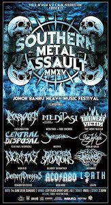 SOUTHERN METAL ASSAULT 2015