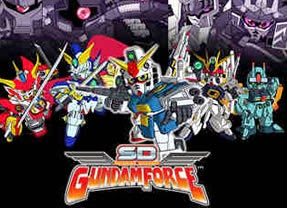 SD Gundam Force (TV)