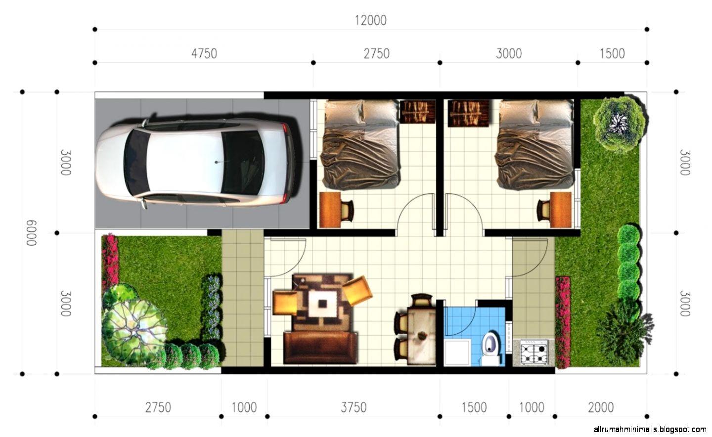 Tips Membuat Sketsa Rumah Minimalis Idaman 1 Lantai  Desain Rumah
