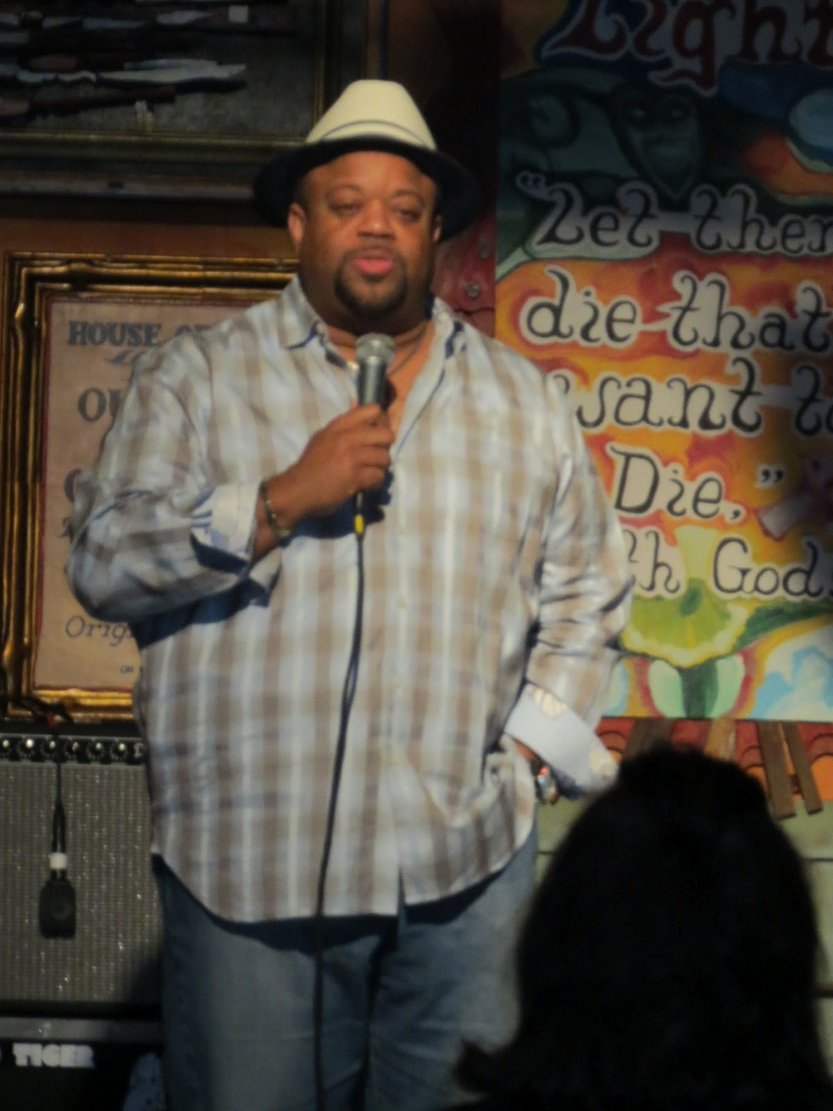 mark christopher lawrence comedian