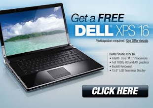 Get Free Dell XPS Laptop