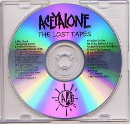 Aceyalone - Mic Check / Headaches & Woes / Feet Upon Da Table