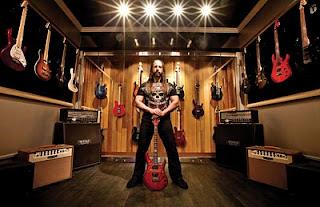 John Petrucci Best Guitarist