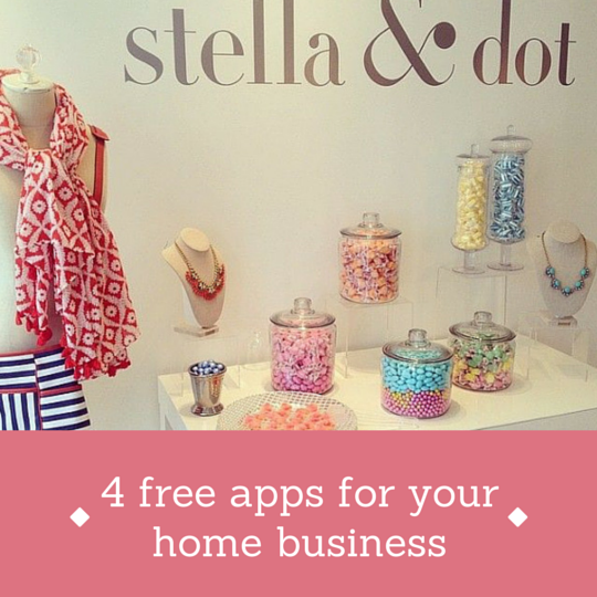 4 free apps to streamline your home business