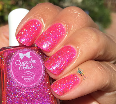 Cupcake Polish You'll Need This Pink