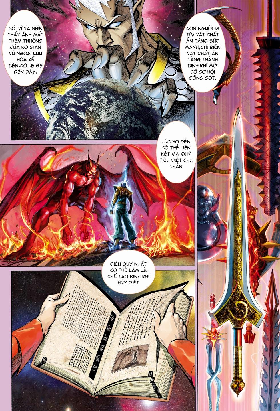 Thần Binh 4 chap 26 - Trang 5