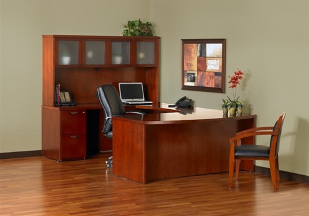 Office Anything Furniture Blog Mira Series Executive Desks By Mayline