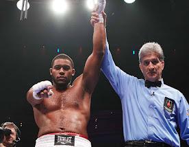 Rising Heavyweight Michael Hunter Jr.