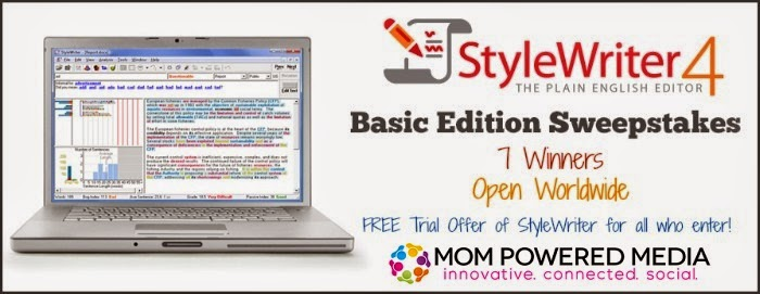 Enter the StyleWriter 4 Giveaway. Ends 10/6.