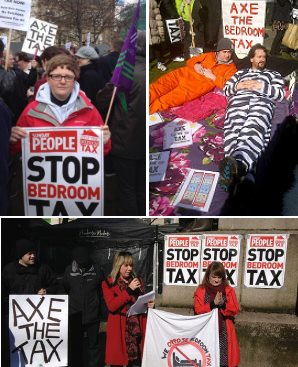Unison active britain revolts against bedroom tax for N ireland bedroom tax
