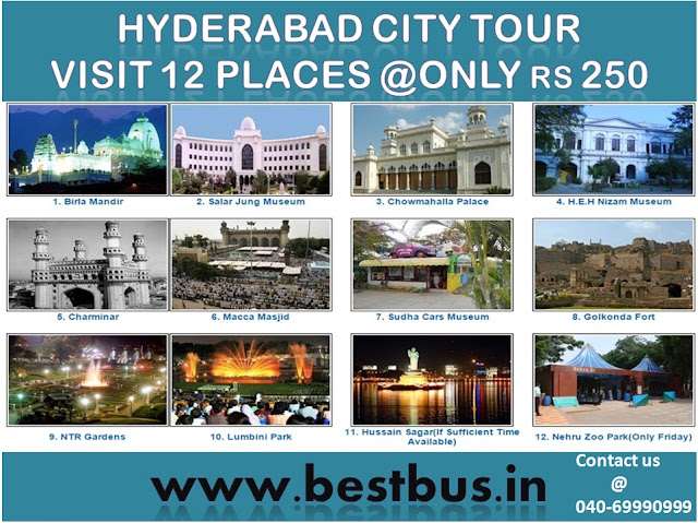 hyderabad,hyderabad city tour,places to visit hyderabad