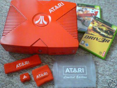 Limited Edition Atari xbox