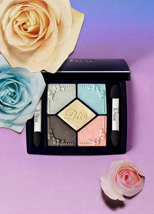 Dior Trianon Collection Spring 2014 eyeshadow