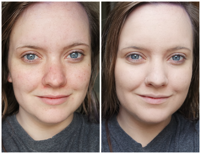Before and After Estee Lauder