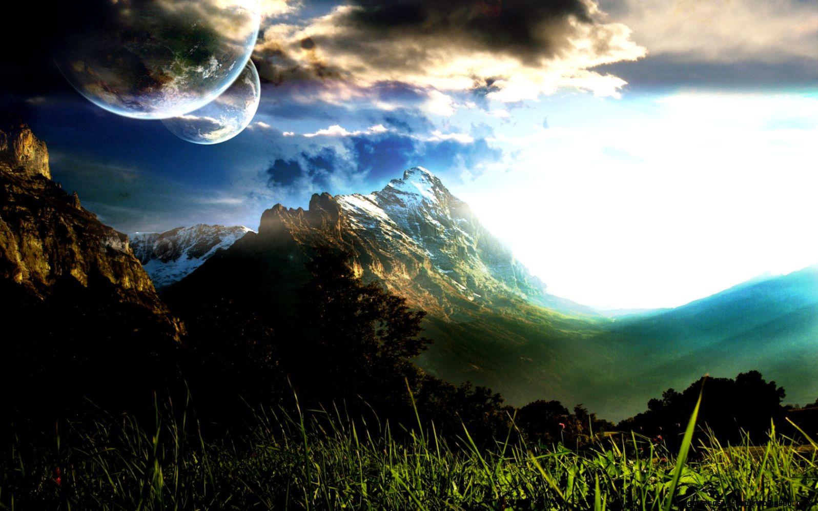 Widescreen Nature Wallpaper