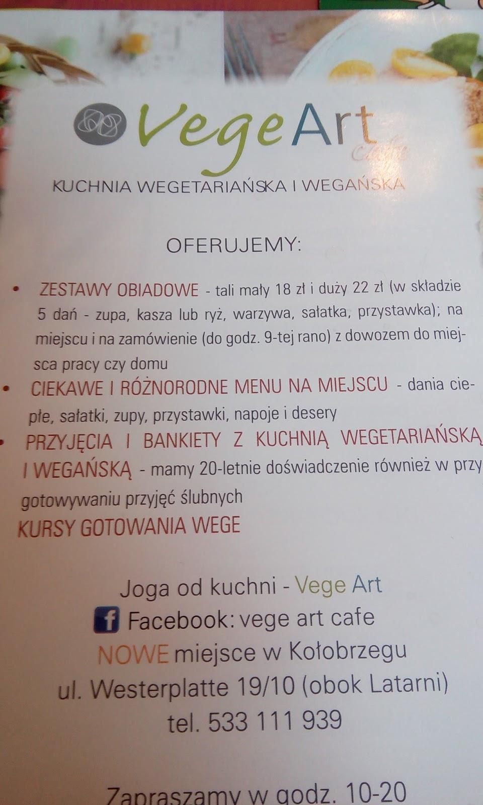 Wegański Gdańsk I Kołobrzeg Alicja W Krainie Warzyw