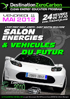 PRESENTATION DU SALON ENERGIES & VEHICULES DU FUTUR