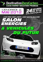 PRESENTATION DU SALON ENERGIES & VEHICULES DU FUTUR