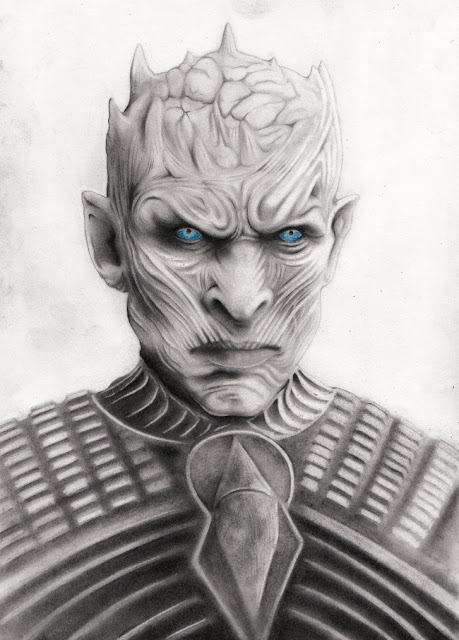White Walker King by Paul D Castro