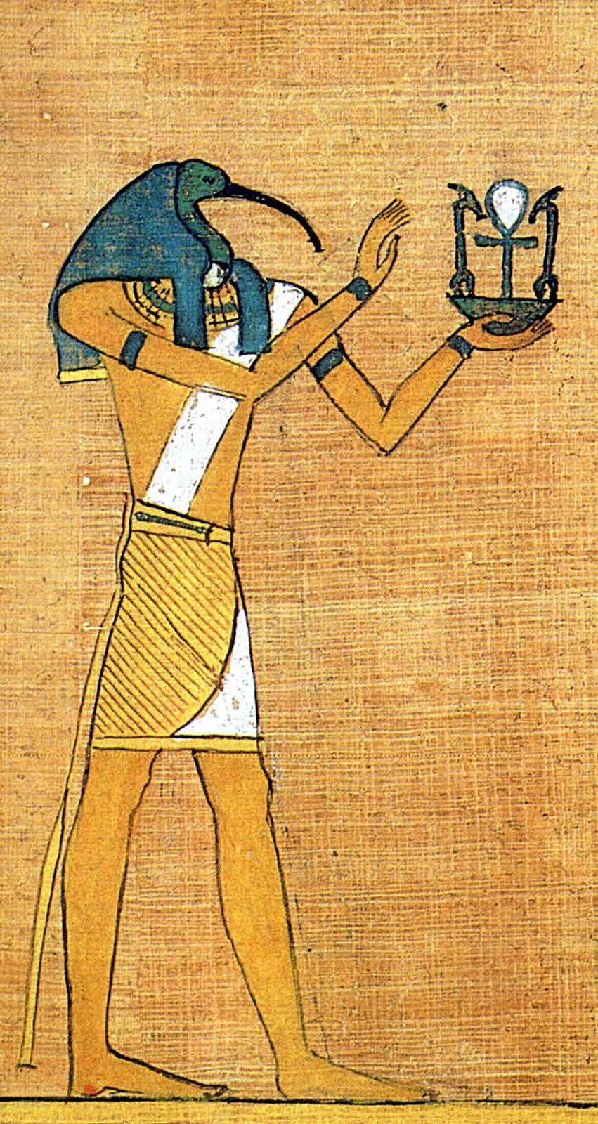 Thoth Egyptian God - Bing images
