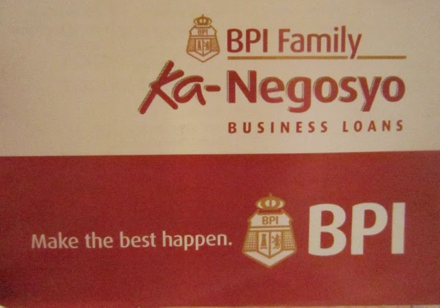 BPI Family Ka-Negosyo Business Loans