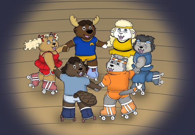 Circle Of Friends por KrDoz