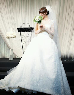 wonder girls sunye wedding ceremony pictures 16