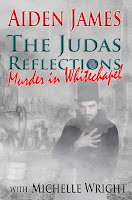 The Judas Reflections: Murder in Whitechapel Aiden James cover